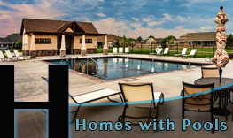 Find Homes for Sale with Pools